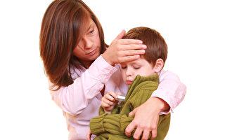 冬季流感高發 兒童照護八大要訣
