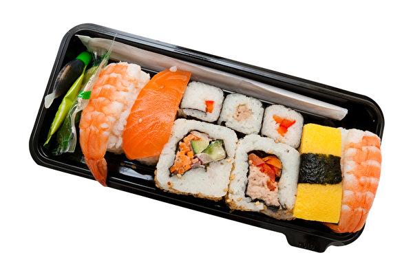 日本美食─寿司(Fotolia )