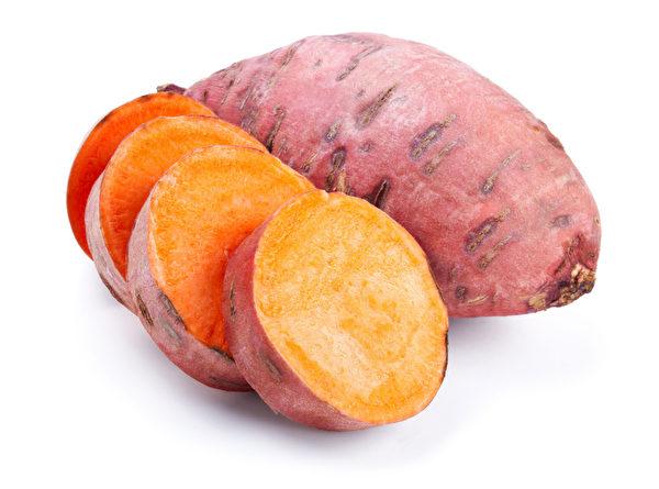 紅薯。(Fotolia)