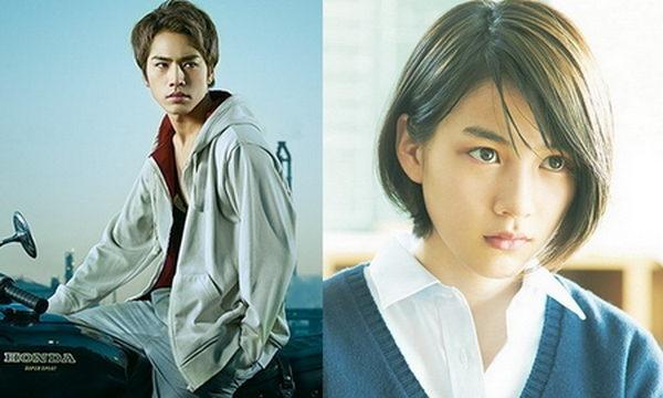 《HOT ROAD》电影由能年玲奈与登坂广臣主演。(电影官网/大纪元合成图)