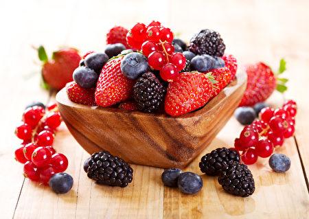 新鲜浆果(fotolia)