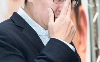 2014年台北市长候选人、连战之子连胜文。(陈柏州/大纪元)