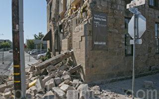 專家警告:加州七級以上大地震迫在眉睫