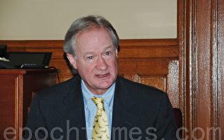 罗州州长卸任前接受本报专访