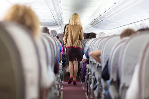 大多数乘客不知道有关飞机的各种讯息。图为飞机上的客舱。(Fotolia)