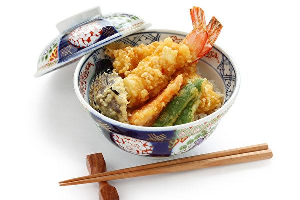 日本美食─天妇罗(Fotolia)