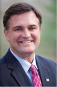美国国会议员卢克•梅塞尔(Luke Messer)