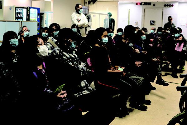 H3N2變種流感香港大爆發 已有37人死亡 將持續至中國新年