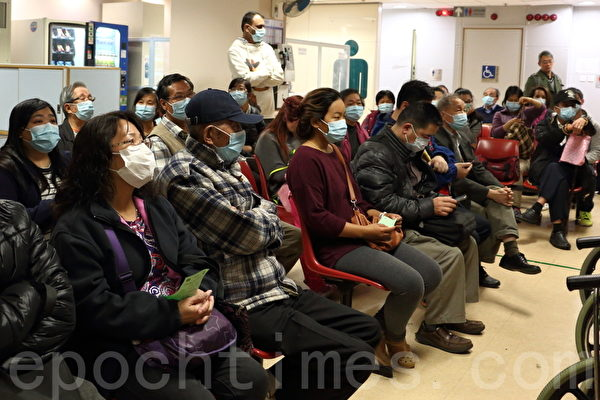 香港大爆發H3N2變種流感 將持續至中國新年