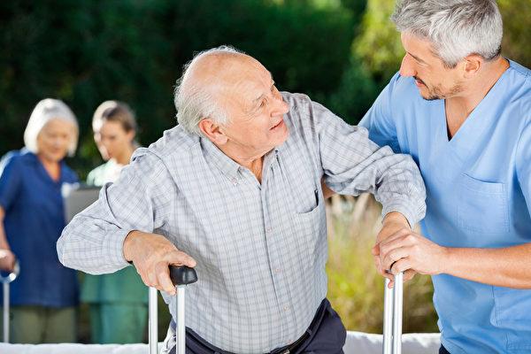 老人日托  美高龄延缓住老人院