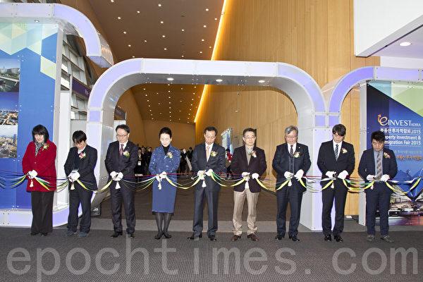 韩国首届投资移民博览会吸引各地中国人