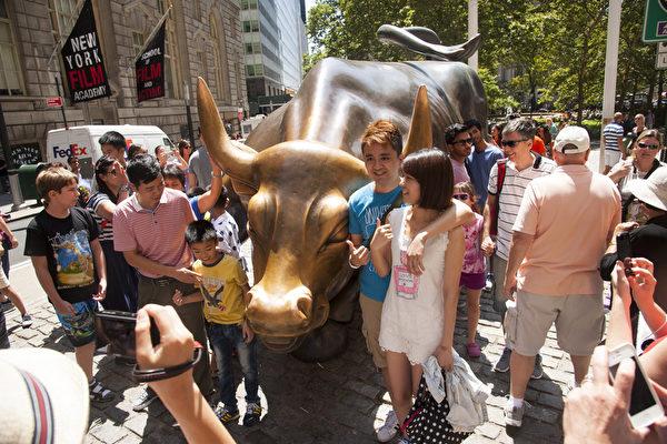 签证实行新规 旅美中国游客激增
