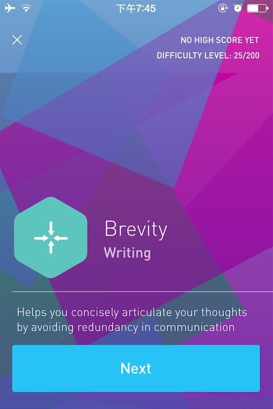 Elevate是由神经科学和认知学习领域的专家所共同开发,他们以大量的科学研究为基础来设计App内容。(凌妃/大纪元)