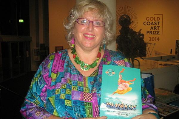 Jennifer Worrall女士是一名神经语言程序学(NLP)生活教练。(陈紫吟/大纪元)