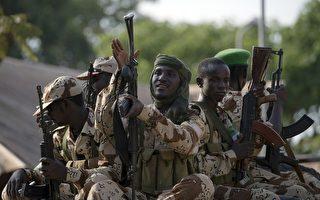非洲国家查德(Chad)于2015年1月31日表示,军方近日剿灭博科圣地激进组织的行动告捷,已击毙120名该组织的武装份子。本图为查德士兵。(MIGUEL MEDINA/AFP/Getty Images)