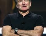 去年,世界著名喜剧演员罗宾‧威廉姆斯因为忧郁症上吊自杀。(Ethan Miller/Getty Images)