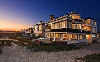 美國南加州濱海豪宅上市  臨海風光無限