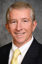 西維吉尼亞州州參議院書記官Clark S. Barnes。(圖片來源:官方網站。)