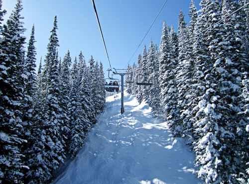 范尔(Vail Mountain)滑雪场。(Fotolia)