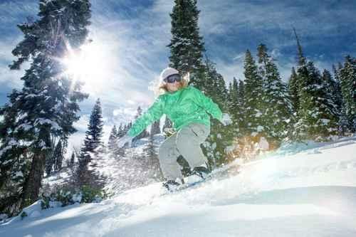 阿斯(Aspen)滑雪场。(Fotolia)