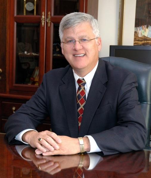 西維吉尼亞州財政部長John D. Perdue向神韻致褒獎信。(圖片來源:官方網站)