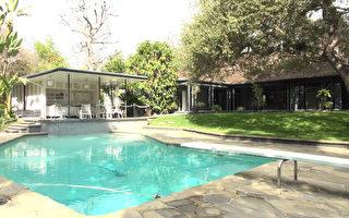 美国加州小城亚凯迪亚区一座300万豪宅。现已售出。(薛文/大纪元)