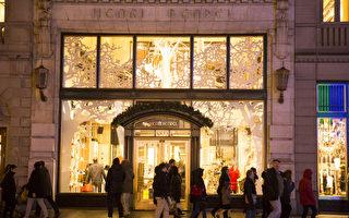 大量富人涌入美国 奢侈品市场强劲