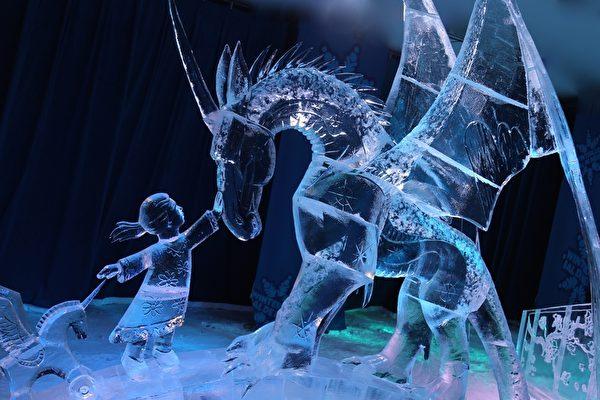 拉脱维亚艺术家Karlis Ile 和 Maija Puncule创作——想像(Imagination)(任乔生/大纪元)