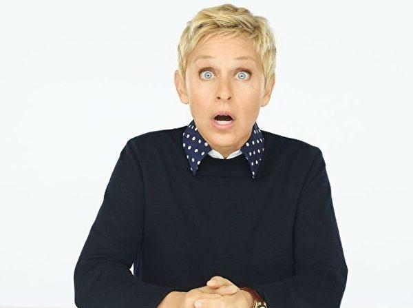 知名脫口秀《艾倫秀》(The Ellen DeGeneres Show)終於在台灣播出。(杰德影音提供)