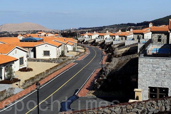 去年中國人購濟州島土地逾百萬平米