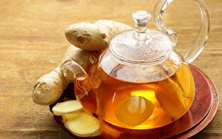 不生病健康法 一杯神奇生薑茶
