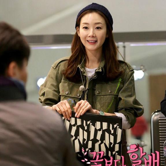 崔智友任《花漾爷爷》新季首站嘉宾。(tvN提供)