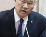 行政院16日表示,陆委会主委一职由现任国防部军政副部长夏立言接任。(陈柏州/大纪元)