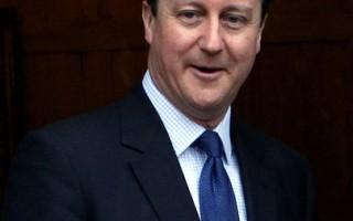 英国首相卡梅伦(AFP)
