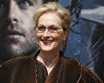 曾摘下小金人的入围者美国演员梅莉‧史翠普(Meryl Streep)。(JUSTIN TALLIS/AFP)
