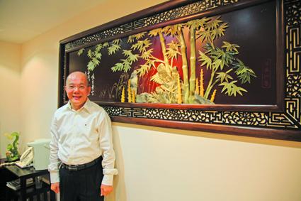 马国台北中医院院长:有舍有得 利益道德可共存