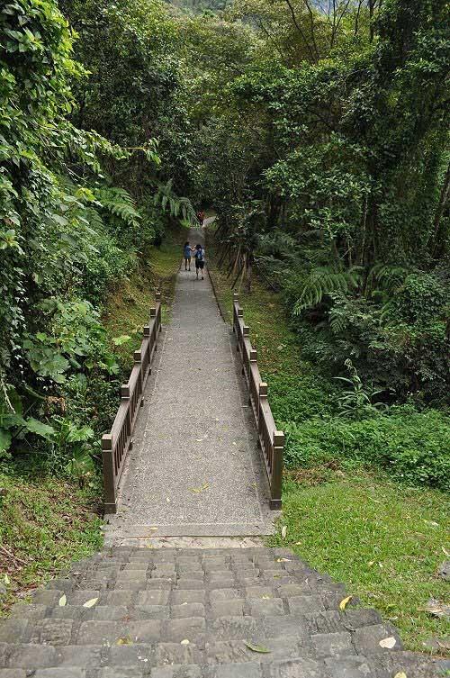 大竹湖步道。(圖片提供:tony)
