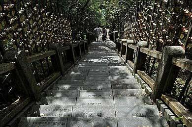年梯步道。(圖片提供:tony)