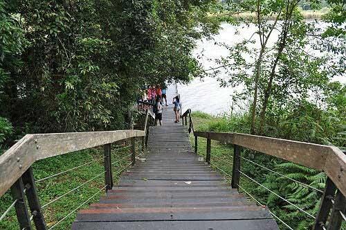 大竹湖步道(圖片提供:tony)