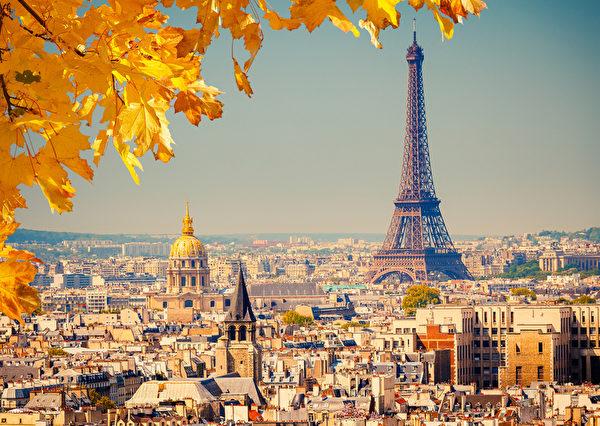 查看上艾菲尔铁塔,巴黎,法国(fotolia)