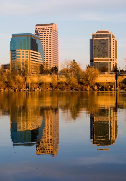 沙加缅度,加州(Sacramento)。(Fotolia)