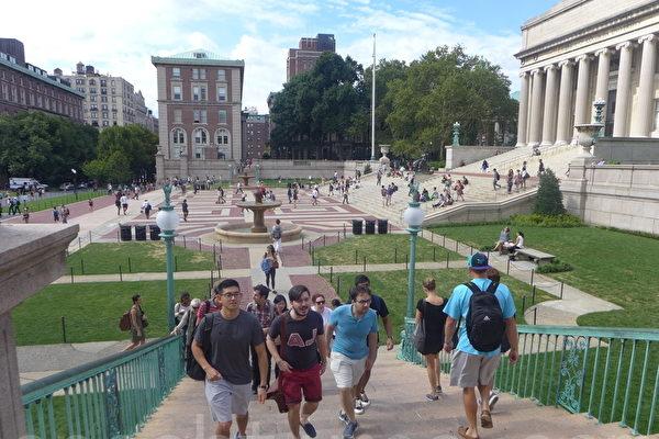 美77%的留學生來自亞洲 哪10所大學人數最多