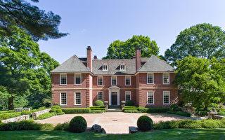 圖為紐約州威徹斯特Northshire,有著一座結合古典內斂和成熟優雅的莊園大宅,宛如與世隔絕的世外桃源。(Houlihan Lawrence 提供)