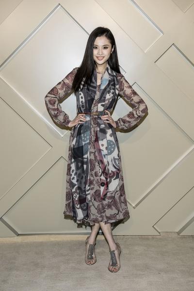 張慧雯獲得第九屆亞洲電影大獎的最佳新演員獎。圖為資料照。(Victor Fraile/Getty Images)