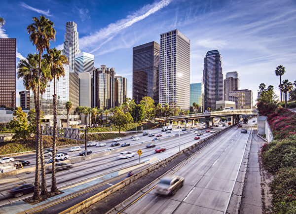 洛杉矶,加州(Los Angeles)。(Fotolia)