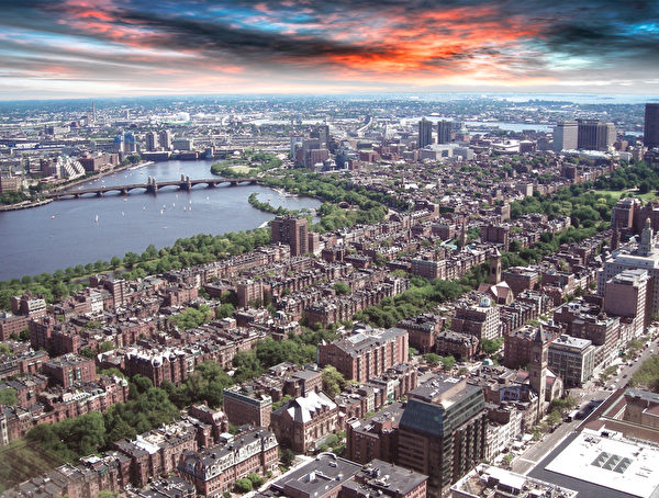 麻萨诸塞州波士顿(Boston, MA)。(Fotolia)