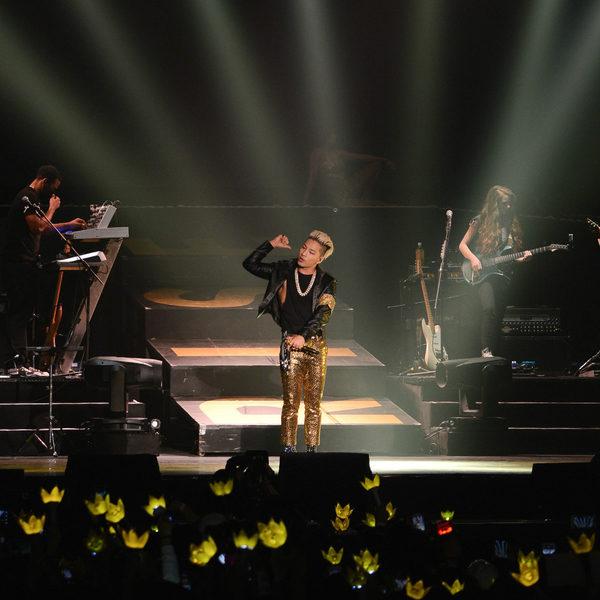 韓國歌手太陽。(相信音樂提供)