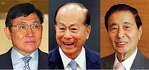香港十億美元富翁全球第三 有危也有機