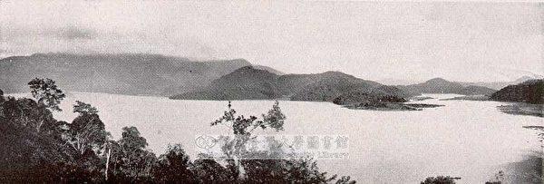 日月潭(圖片提供:tony)
