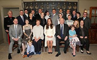 《唐顿庄园》迎来真正贵族:凯特王妃